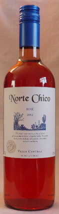 Norte Chico Rose 2013